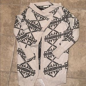 Staring at Stars UO Knit Open Cardigan Size Small